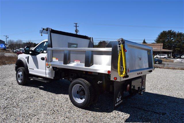 2019 F-550 Regular Cab DRW 4x4,  Iroquois Brave Series Stainless Steel Dump Body #K290 - photo 6
