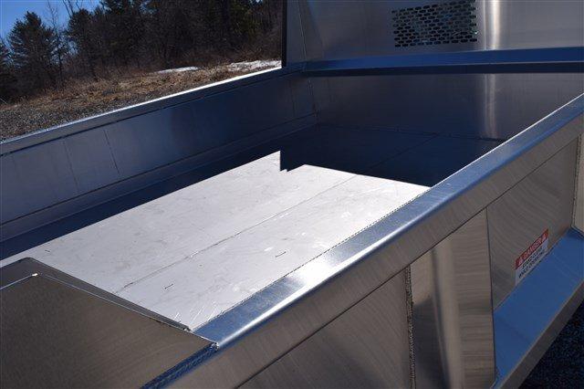 2019 F-550 Regular Cab DRW 4x4,  Iroquois Brave Series Stainless Steel Dump Body #K290 - photo 8