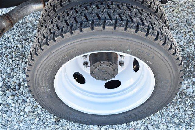 2019 F-550 Regular Cab DRW 4x4,  Iroquois Brave Series Stainless Steel Dump Body #K290 - photo 9