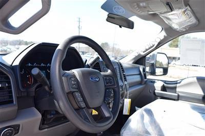 2019 F-550 Regular Cab DRW 4x4,  Iroquois Brave Series Stainless Steel Dump Body #K290 - photo 15