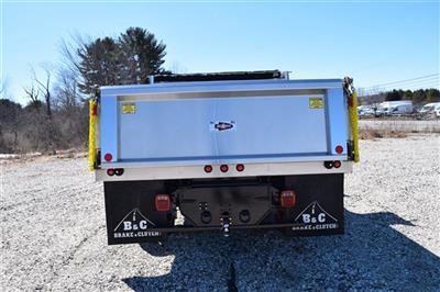 2019 F-550 Regular Cab DRW 4x4,  Iroquois Brave Series Stainless Steel Dump Body #K290 - photo 7