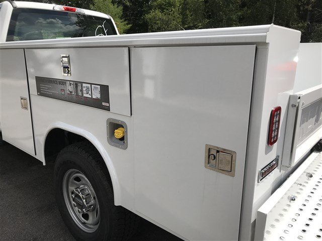 2019 F-350 Regular Cab 4x4,  Reading Classic II Steel Service Body #K339 - photo 4