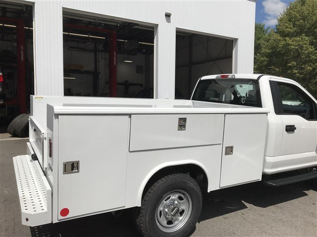 2019 F-350 Regular Cab 4x4,  Reading Service Body #K339 - photo 1