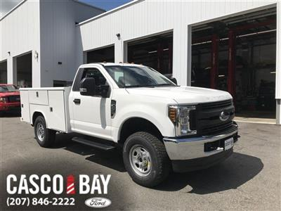 2019 F-350 Regular Cab 4x4,  Service Body #K339 - photo 1