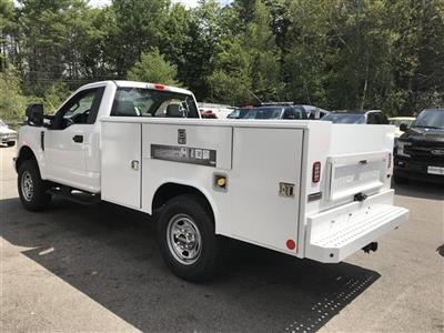 2019 F-350 Regular Cab 4x4,  Reading Classic II Steel Service Body #K339 - photo 3