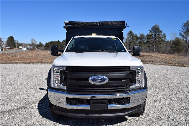 2019 F-550 Regular Cab DRW 4x4,  Switch N Go Drop Box Landscape Dump #K371 - photo 3
