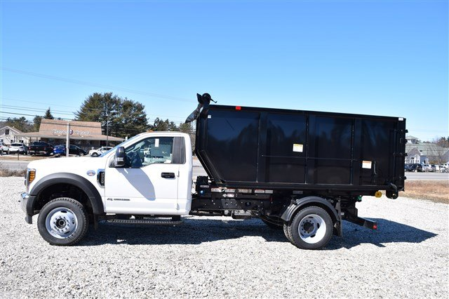 2019 F-550 Regular Cab DRW 4x4,  Switch N Go Drop Box Landscape Dump #K371 - photo 5