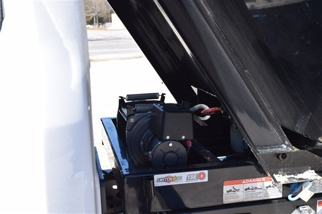 2019 F-550 Regular Cab DRW 4x4,  Switch N Go Drop Box Landscape Dump #K371 - photo 8