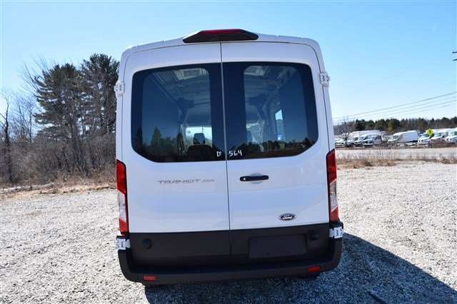 2019 Transit 250 Med Roof 4x2,  Empty Cargo Van #K379 - photo 7