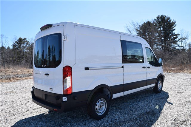2019 Transit 250 Med Roof 4x2,  Empty Cargo Van #K379 - photo 8