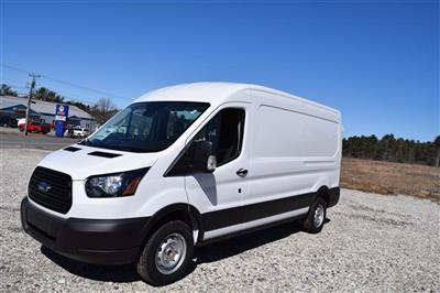 2019 Transit 250 Med Roof 4x2,  Empty Cargo Van #K379 - photo 4