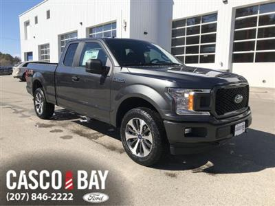2019 F-150 Super Cab 4x4,  Pickup #K408 - photo 1