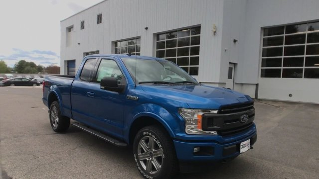 2019 F-150 Super Cab 4x4,  Pickup #K446 - photo 17
