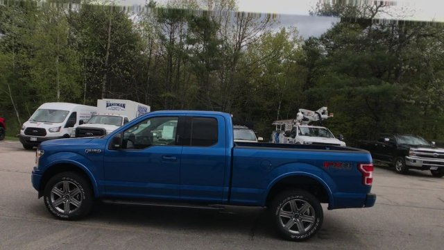 2019 F-150 Super Cab 4x4,  Pickup #K446 - photo 20