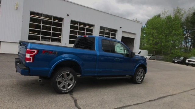 2019 F-150 Super Cab 4x4,  Pickup #K446 - photo 2