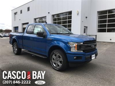 2019 F-150 Super Cab 4x4,  Pickup #K446 - photo 1