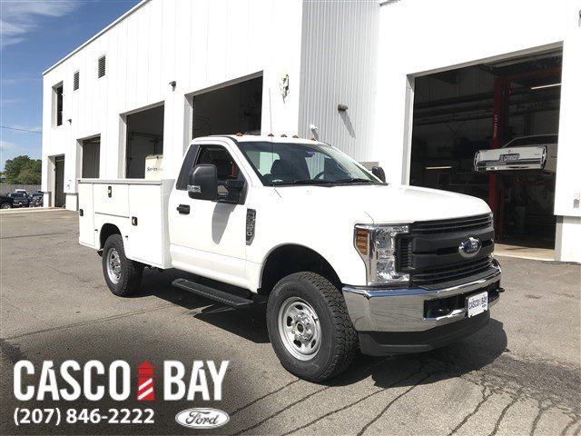 2019 F-350 Regular Cab 4x4,  Service Body #K486 - photo 1