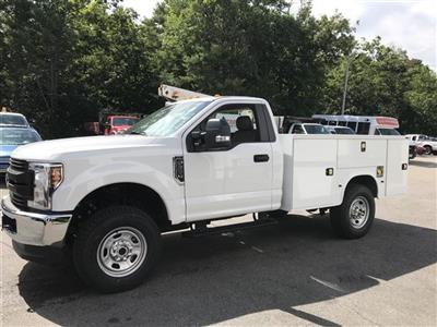 2019 F-350 Regular Cab 4x4,  Service Body #K486 - photo 4