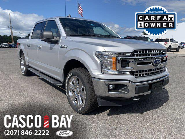 2019 F-150 SuperCrew Cab 4x4, Pickup #K547 - photo 1