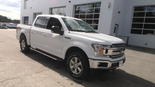2019 F-150 SuperCrew Cab 4x4,  Pickup #K578 - photo 17