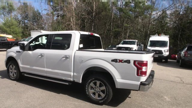 2019 F-150 SuperCrew Cab 4x4,  Pickup #K578 - photo 21