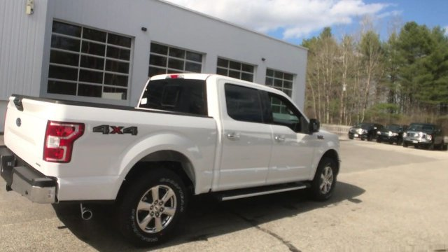 2019 F-150 SuperCrew Cab 4x4,  Pickup #K578 - photo 2