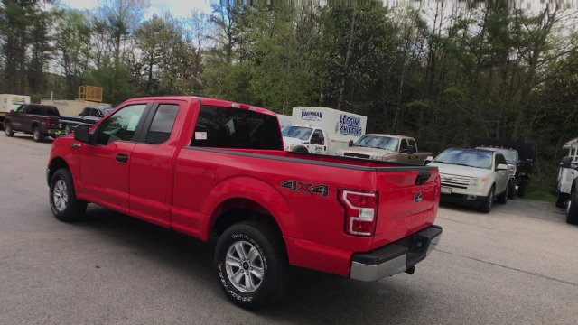 2019 F-150 Super Cab 4x4,  Pickup #K594 - photo 20