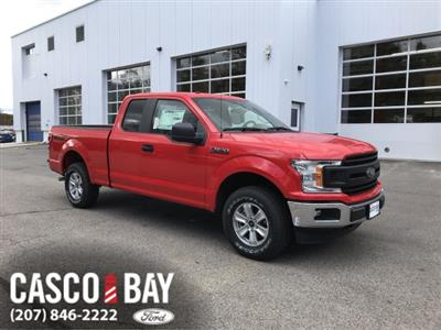 2019 F-150 Super Cab 4x4,  Pickup #K594 - photo 1