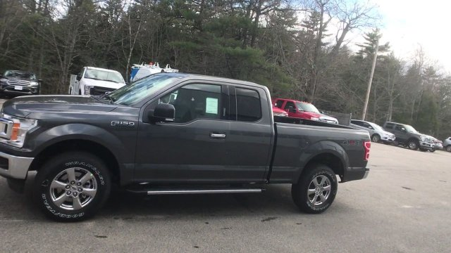 2019 F-150 Super Cab 4x4,  Pickup #K595 - photo 19