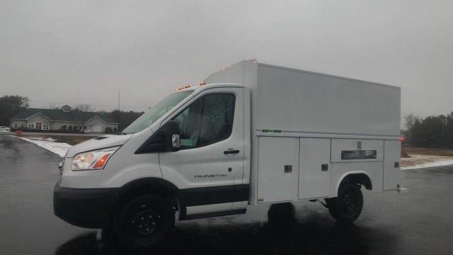 2019 Transit 350 4x2, Reading Aluminum CSV Service Utility Van #K634 - photo 16