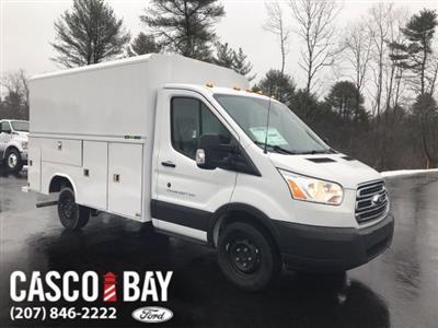 2019 Transit 350 4x2, Reading Aluminum CSV Service Utility Van #K634 - photo 1