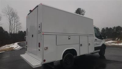 2019 Transit 350 4x2, Reading Aluminum CSV Service Utility Van #K634 - photo 2