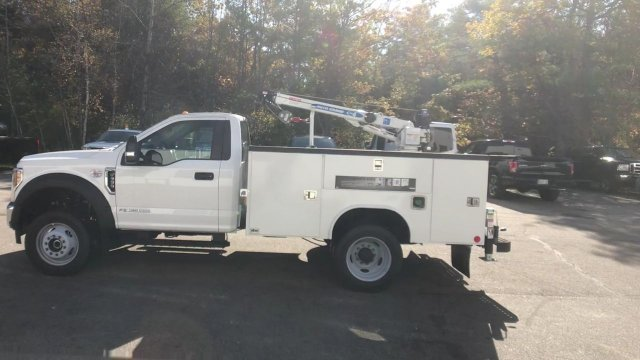 2019 F-550 Regular Cab DRW 4x4,  Mechanics Body #K647 - photo 14