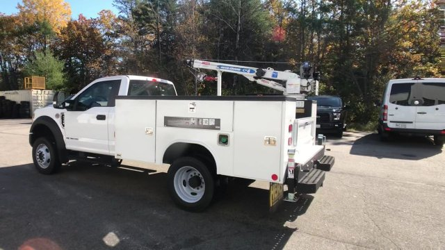 2019 F-550 Regular Cab DRW 4x4,  Mechanics Body #K647 - photo 15