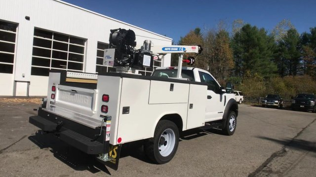 2019 F-550 Regular Cab DRW 4x4,  Mechanics Body #K647 - photo 17