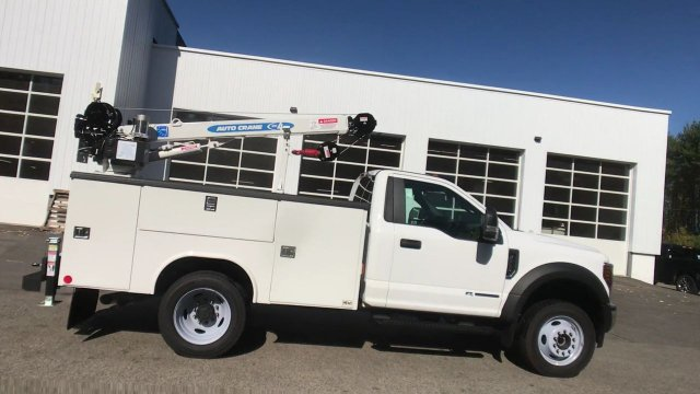 2019 F-550 Regular Cab DRW 4x4,  Mechanics Body #K647 - photo 18