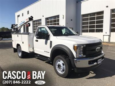 2019 F-550 Regular Cab DRW 4x4,  Mechanics Body #K647 - photo 1