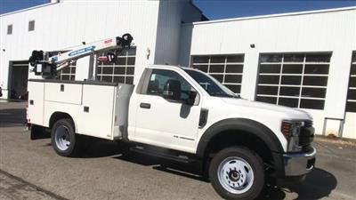 2019 F-550 Regular Cab DRW 4x4,  Mechanics Body #K647 - photo 11