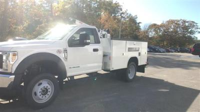 2019 F-550 Regular Cab DRW 4x4,  Mechanics Body #K647 - photo 13