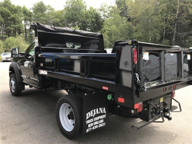 2019 F-550 Regular Cab DRW 4x4,  Dump Body #K668 - photo 6