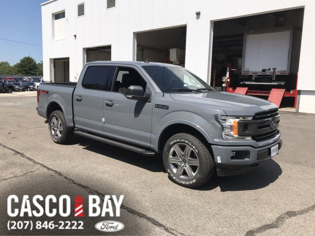 2019 F-150 SuperCrew Cab 4x4,  Pickup #K716 - photo 1