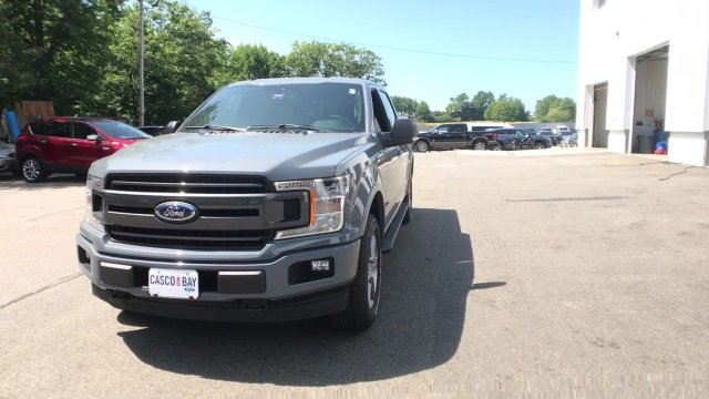2019 F-150 SuperCrew Cab 4x4,  Pickup #K716 - photo 18