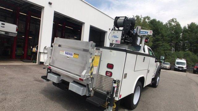 2019 Ford F-550 Regular Cab DRW 4x4, Reading Crane Body #K718 - photo 1