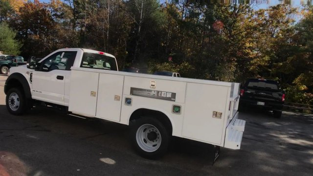 2019 F-550 Regular Cab DRW 4x4, Reading Classic II Steel Service Body #K800 - photo 15