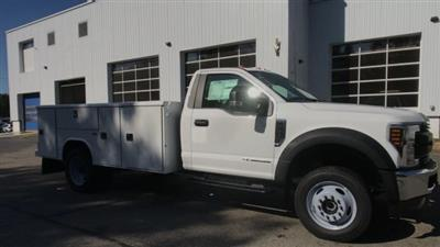 2019 F-550 Regular Cab DRW 4x4, Reading Classic II Steel Service Body #K800 - photo 11