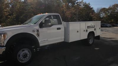2019 F-550 Regular Cab DRW 4x4, Reading Classic II Steel Service Body #K800 - photo 13