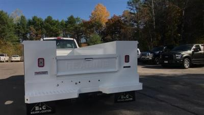 2019 F-550 Regular Cab DRW 4x4, Reading Classic II Steel Service Body #K800 - photo 16