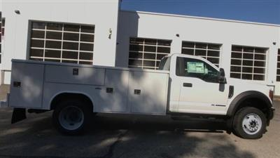 2019 F-550 Regular Cab DRW 4x4, Reading Classic II Steel Service Body #K800 - photo 17