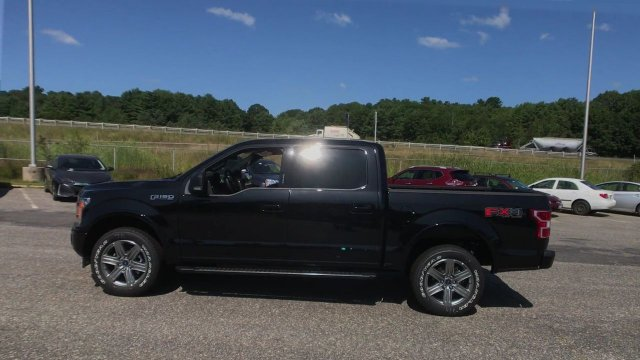 2019 F-150 SuperCrew Cab 4x4,  Pickup #K826 - photo 20
