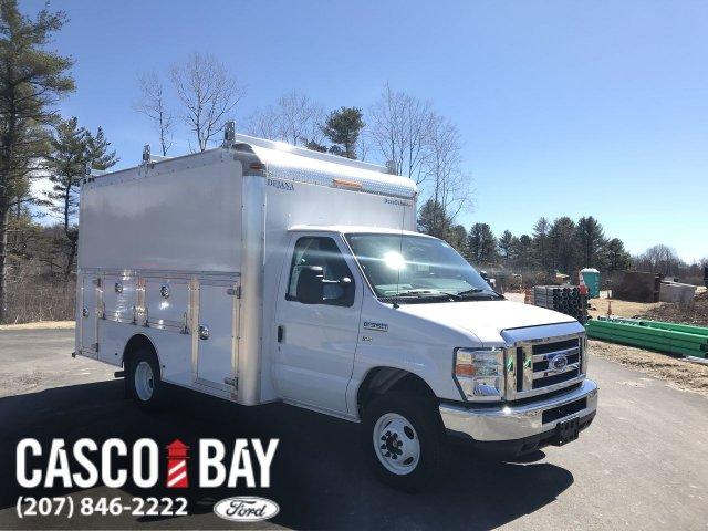 2019 E-350 4x2, Dejana DuraCube Max Service Utility Van #K830 - photo 1